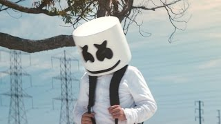 Marshmello - Alone (Official Music Video) width=