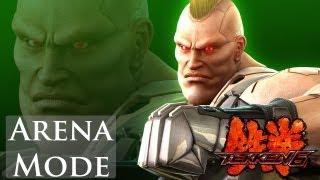 getlinkyoutube.com-Tekken 6 - Arena Mode - Jack-6