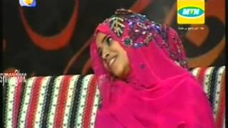 getlinkyoutube.com-الشاعرة أديبة أحمد - رخصة ريد - ريحة البن  2013 - الحلقة 22 - ريحة البن 2