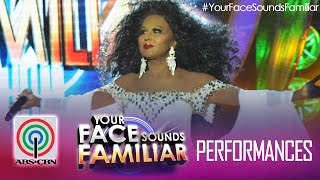 "getlinkyoutube.com-Your Face Sounds Familiar: Jolina Magdangal as Diana Ross - ""When You Tell Me That You Love"""