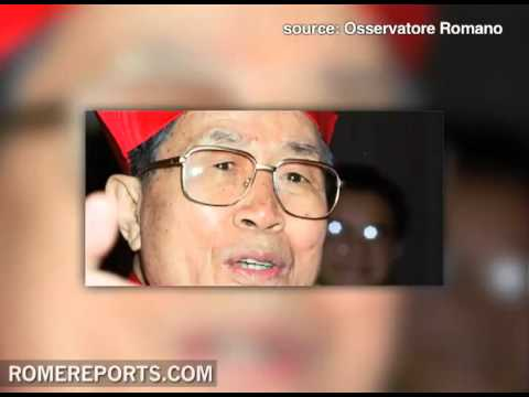 Cardinal of Taiwan  Paul Shan Kuo-Hsi  passes away at 89