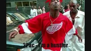 getlinkyoutube.com-2Pac - I'm a hustler
