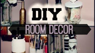 getlinkyoutube.com-DIY Room Decor {Reuse Candle Jars + Bottles}
