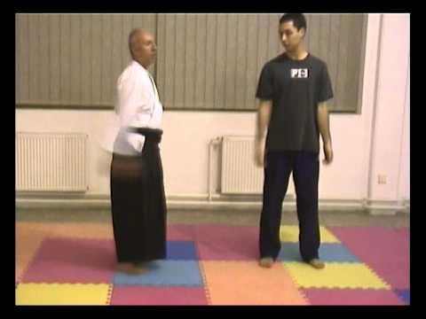 09.2.1 Tekubi kosa yoho undo (od napred i izvrtanje)