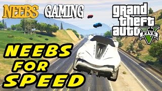 getlinkyoutube.com-GTA 5 - Neebs for Speed - Street Races