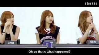2Eun Explained & Chorong Exposed