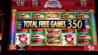 getlinkyoutube.com-LION FESTIVAL | Konami - 398 Free Spins Big Win! Slot Bonus