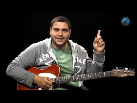 Mais velocidade na Guitarra - Exerc�cio de Guitarra 2