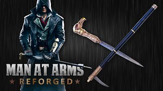 getlinkyoutube.com-Jacob's Cane Sword (Assassin's Creed Syndicate) -  Man At Arms: Reforged