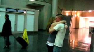 getlinkyoutube.com-Meeting My Marine At The Airport