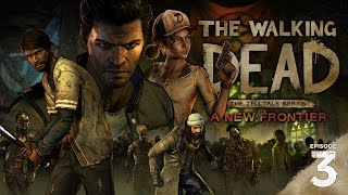 The Walking Dead: A New Frontier - 3.epizód: Above the Law Trailer