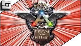 getlinkyoutube.com-ARK: Survival Of The Fittest -TRIBEZILLA! ( Gameplay ) Part 7