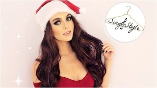 Santa Tell Me Cover | Ariana Grande #Sing&Style
