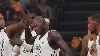 NBA 2K15 PS4 My Team - The GOAT & Onyx Rose