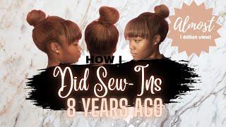 getlinkyoutube.com-Versatile Sew In Tutorial  by Cyre Marie