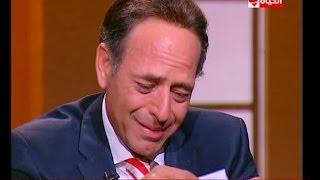 getlinkyoutube.com-برنامج بوضوح بكاء الفنان ممدوح عبد العليم علي مصر