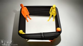 getlinkyoutube.com-The Human Slingshot