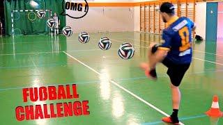 getlinkyoutube.com-FREISTOß-FUßBALL CHALLENGE | KsFreak VS Krappi