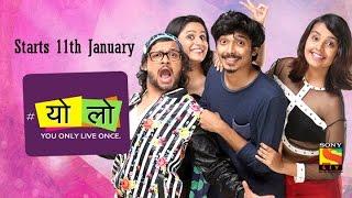 YOLO - New Marathi Web Series - Starts from 11th January – Promo