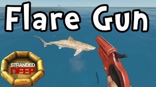 "Stranded Deep E10 ""Flare Gun!"" (Sandbox Survival 1080p60)"