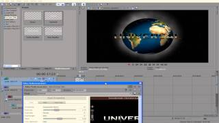 getlinkyoutube.com-Sony Vegas Pro Tutorial - Universal Intro + Extruded 2D Text Effect + Parent Motion Camera