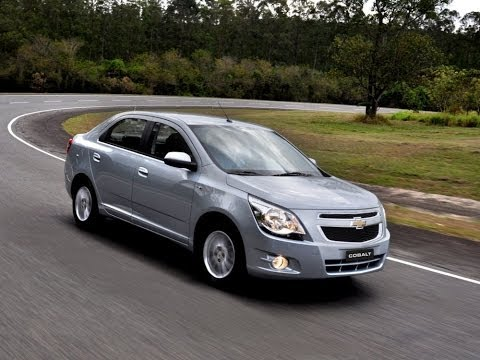 Тест драйв Chevrolet Cobalt  nev.