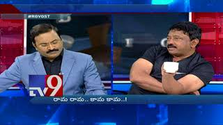 Lawyer Nischala Questions RGV about God, Sex and Truth || Big News Big Debate || TV9