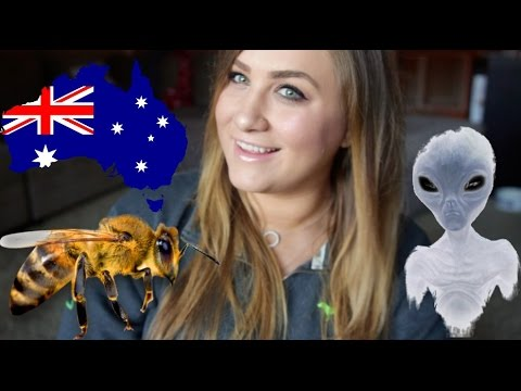 GOING TO AUSTRALIA, TRUTH ABOUT ALIENS, BEE EXTINCTION!