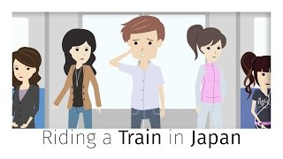 getlinkyoutube.com-How to ride a train in Japan | Innovative Japanese Culture