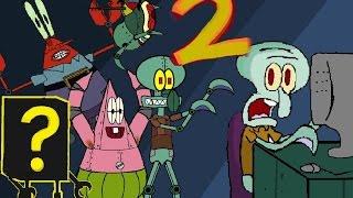 getlinkyoutube.com-Spongebob FIVE NIGHTS AT KRUSTY KRAB 2