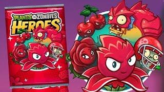 getlinkyoutube.com-New Red Super Bundle Red Stinger    Plants vs. Zombies Heroes