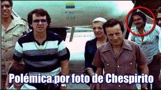getlinkyoutube.com-Foto de Chespirito con Pablo Escobar circula en las redes sociales