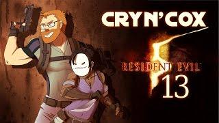 getlinkyoutube.com-Cry n' Cox Play: Resident Evil 5 [P13]