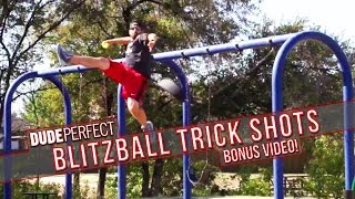 getlinkyoutube.com-Dude Perfect: Blitzball Trick Shots BONUS Video