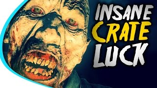 getlinkyoutube.com-INSANE CRATE UNBOXING LUCK! - H1Z1 - King of the Kill
