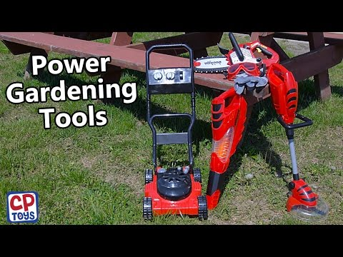 CP Toys Power Gardening Tools