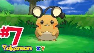 getlinkyoutube.com-Let's Play Pokemon XY #7 จับเดเนเนะโปเกม่อนหายาก! ถ้ำกระจกแห่งห้วงมิติ!!