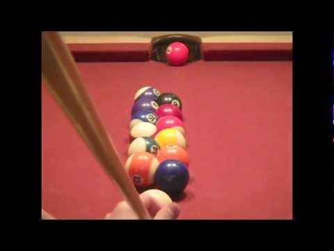 awesome pool trick shots