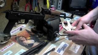 getlinkyoutube.com-How to disassemble an AK-47/ Furniture removal