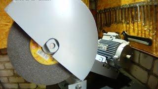 getlinkyoutube.com-Отрезной станок по металлу.Своими руками.(Homemade cutting machine for metal.)