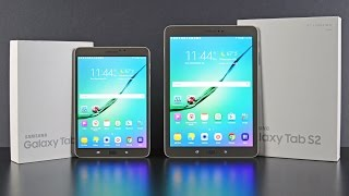 getlinkyoutube.com-Samsung Galaxy Tab S2: Unboxing & Review