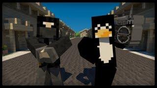"getlinkyoutube.com-""Minecraft Style"" - A Minecraft Parody (Psy - Gangnam Style)"