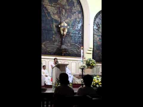 Apostleship of Prayer - Easter Vigil Cantor Nina