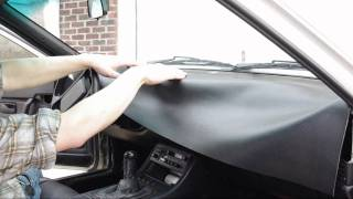 getlinkyoutube.com-How To Recover A Dashboard - Vinyl, Leather