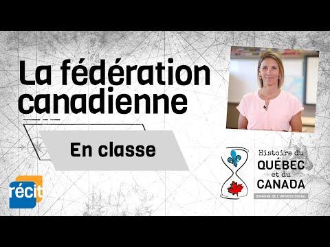 La fédération canadienne