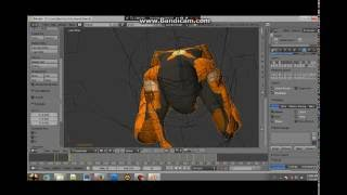 getlinkyoutube.com-Cara cepat dan mudah membuat animasi bergerak menggunakan blender 3D