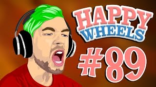 getlinkyoutube.com-TRY TO STOP! | Happy Wheels - Part 89