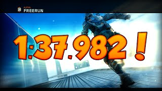 BO3 Freerun Alpha WR 1:37.982 (2/3/16) 1st Place!!!