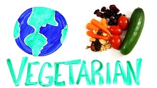 What If The World Went Vegetarian? width=
