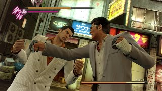 getlinkyoutube.com-Ryu Ga Gotoku 0 - Boss Battles: 8 - Daisaku Kuze (LEGEND difficulty)